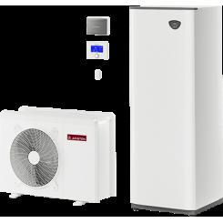 АRISTON топлинска пумпа воздух/вода сплит со бојлер 180л COMPACT S NET