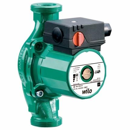 Циркулациона пумпа за топла вода со три брзини 25/4 WILO STAR RS